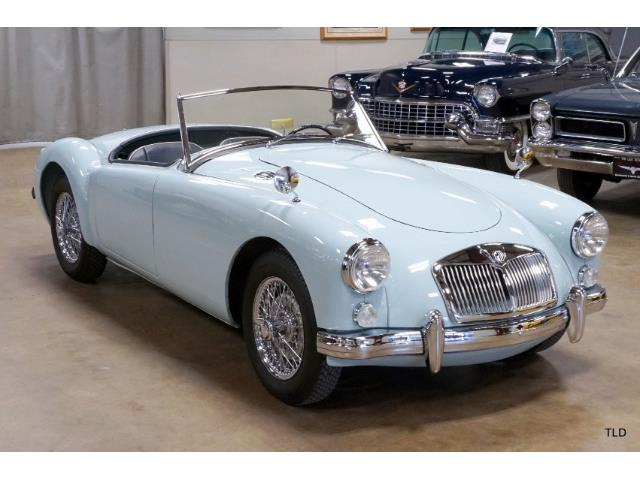 Picture of Classic 1960 MG MGA - $41,500.00 - PFZM