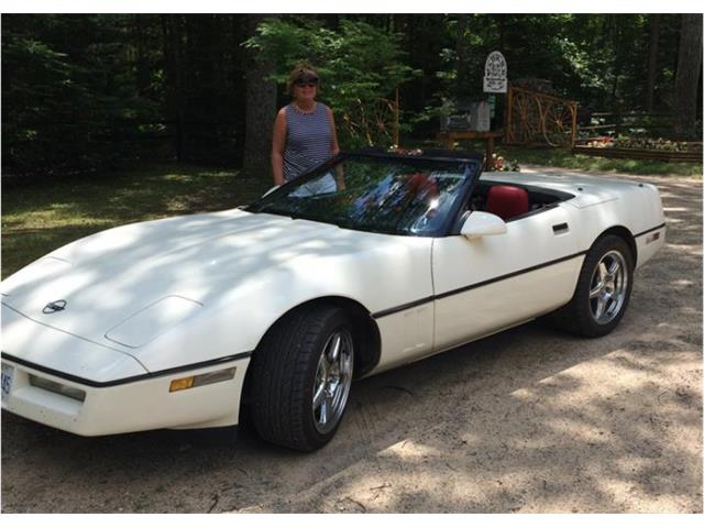 Picture of '86 Corvette C4 located in Chatham Ontario - PFZX