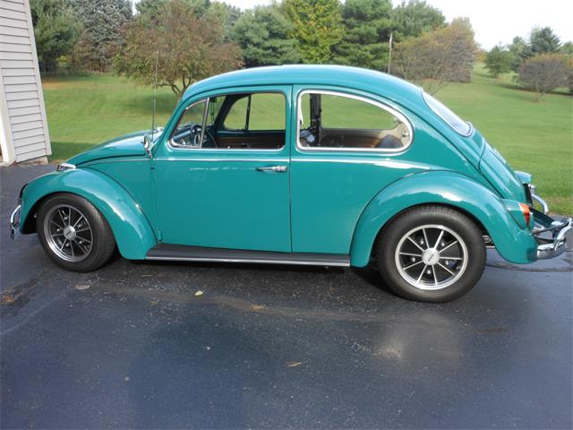 Picture of Classic '67 Volkswagen Beetle located in Grass Lake Michigan - $15,000.00 Offered by a Private Seller - PG05