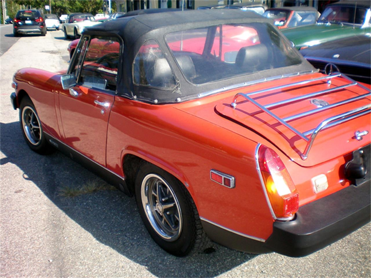 Large Picture of '78 MG Midget Mark IV - PG08