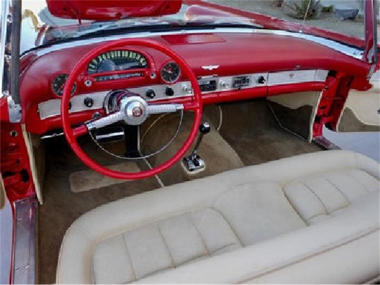 Large Picture of Classic '55 Ford Thunderbird located in Alberta - $49,000.00 - PG0B