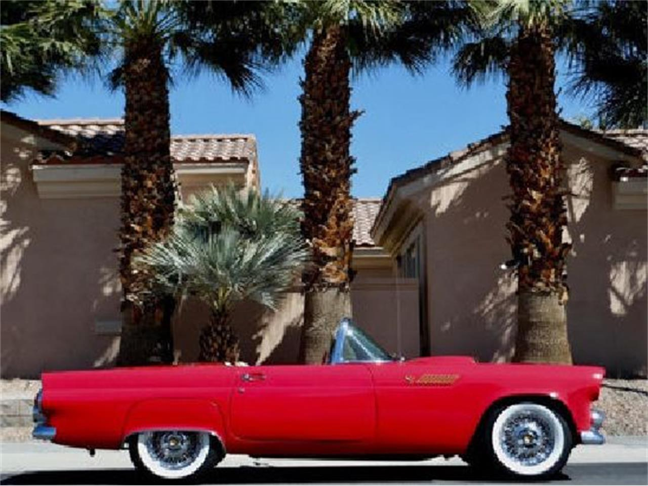 Large Picture of 1955 Ford Thunderbird located in Edmonton Alberta - $49,000.00 - PG0B