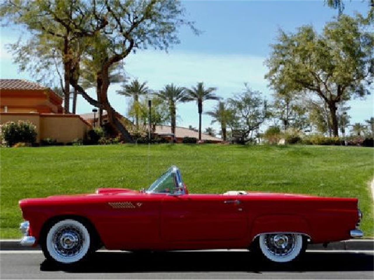 Large Picture of Classic '55 Thunderbird - $49,000.00 Offered by Mainly Muscle - PG0B