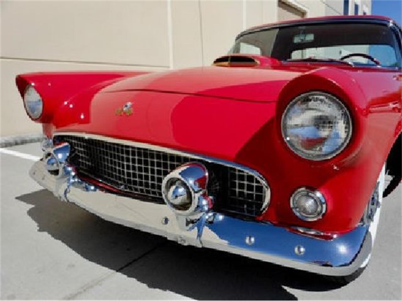 Large Picture of 1955 Ford Thunderbird Offered by Mainly Muscle - PG0B