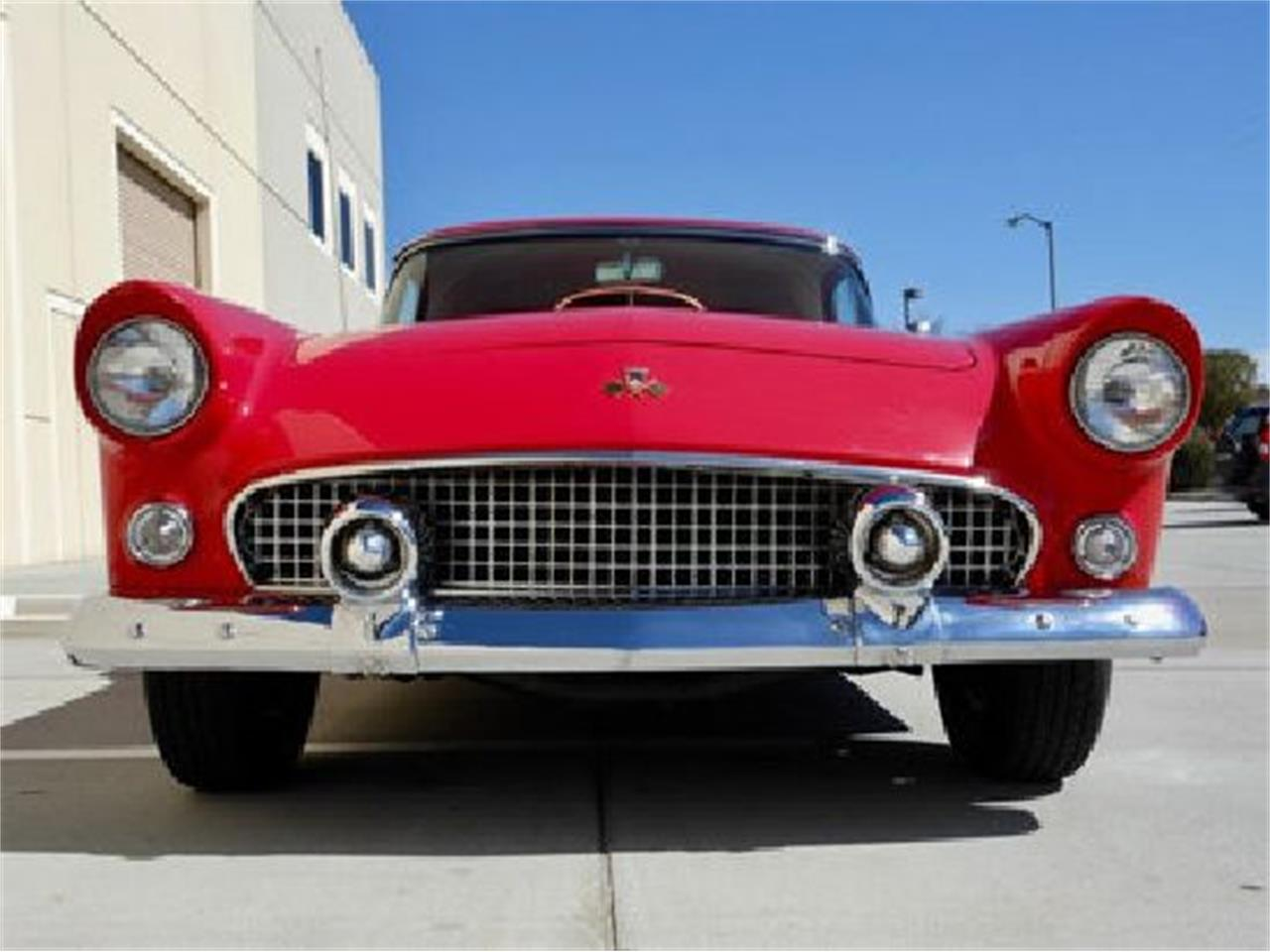 Large Picture of 1955 Thunderbird located in Edmonton Alberta - $49,000.00 - PG0B