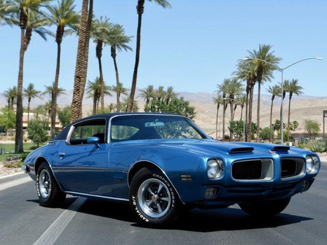 Picture of Classic 1971 Pontiac Firebird Formula Offered by  - PG0E