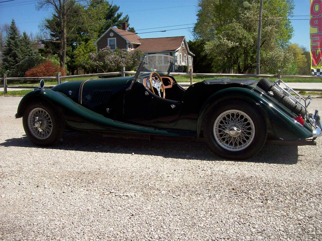 Large Picture of 1967 Morgan Plus 4 located in Ohio Offered by Historical Motors - PG0F