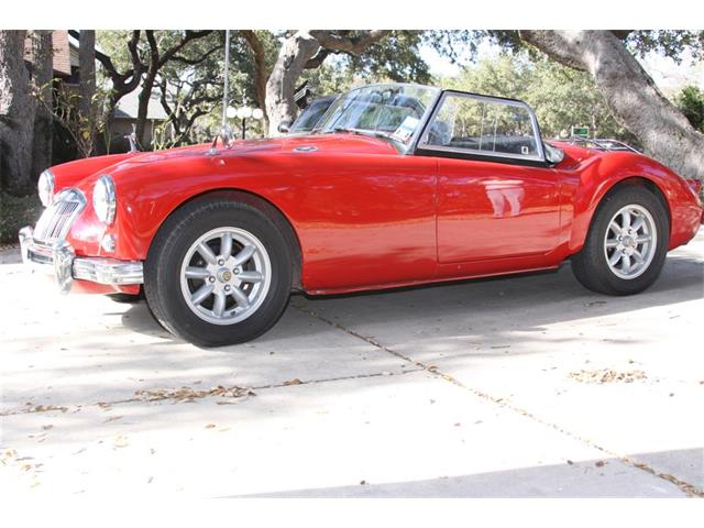 Picture of Classic 1957 MG MGA 1500 Offered by a Private Seller - PG0M
