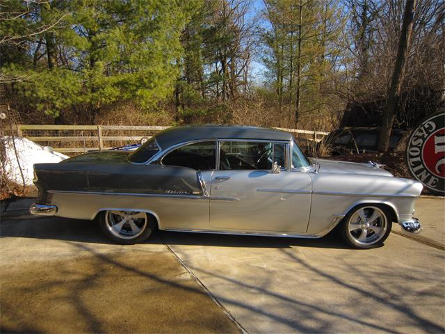 classic chevrolet bel air for sale on classiccars