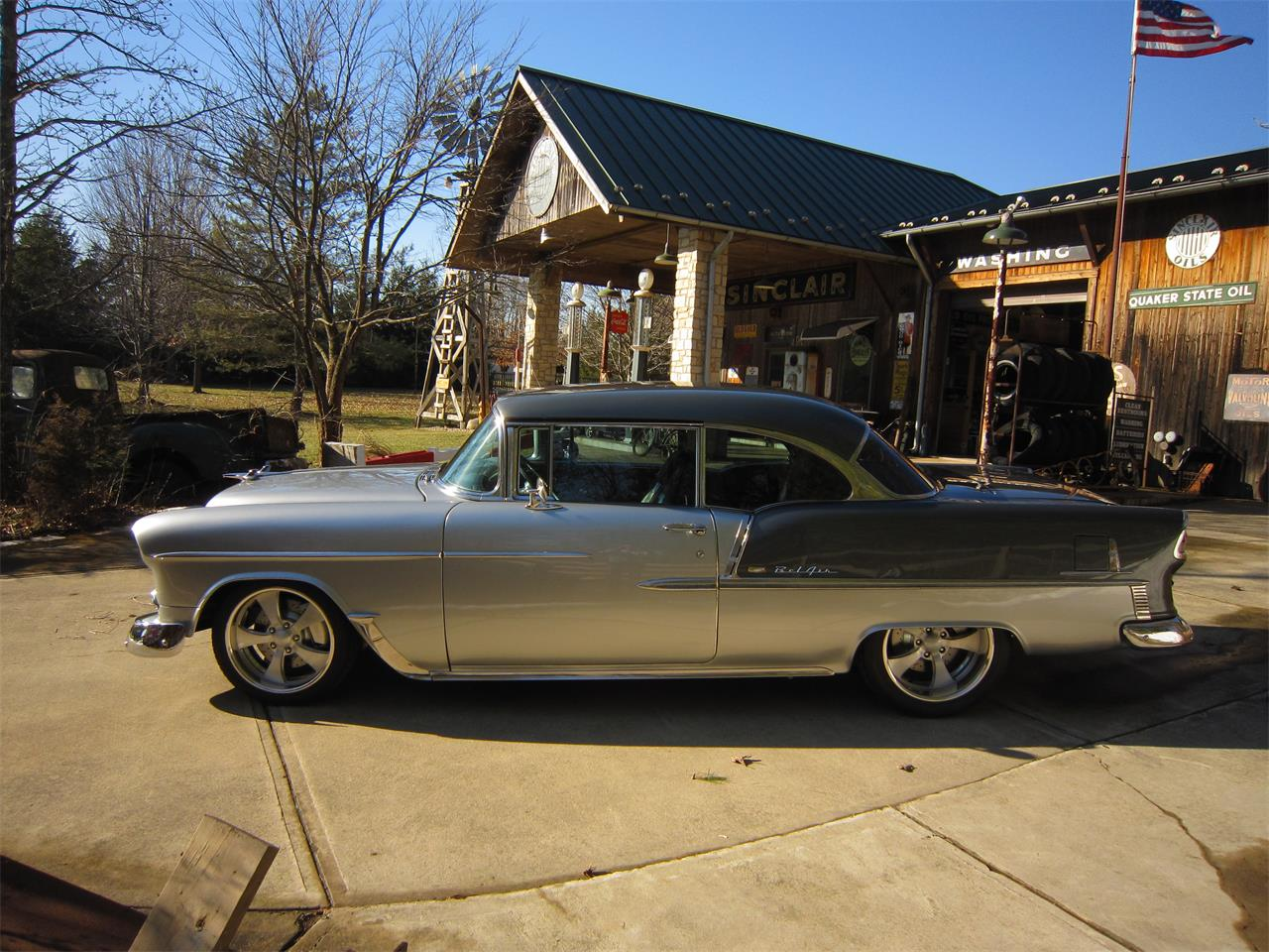 Large Picture of '55 Bel Air - PG0O