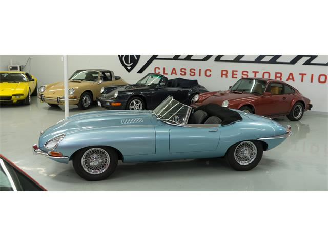 Picture of '66 E-Type - PG10