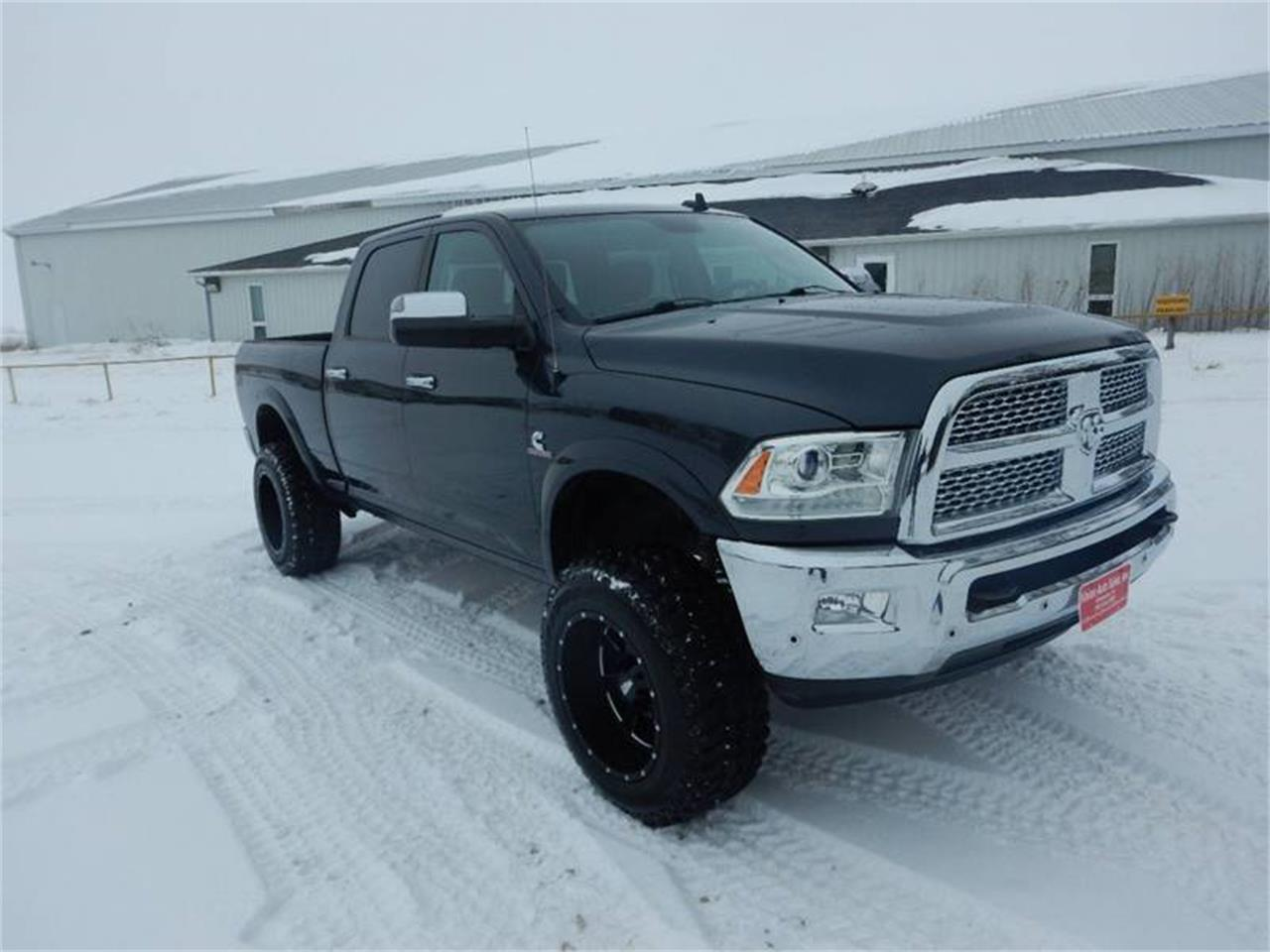 Large Picture of '14 Ram 2500 located in Clarence Iowa - PB1R