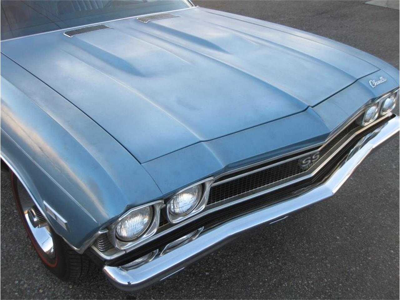 Large Picture of '68 Chevelle - PG1P