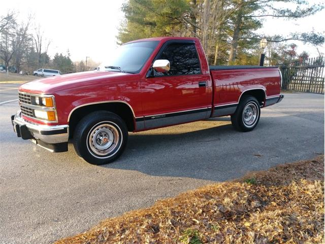 Picture of '89 Chevrolet K-1500 - PG1Q