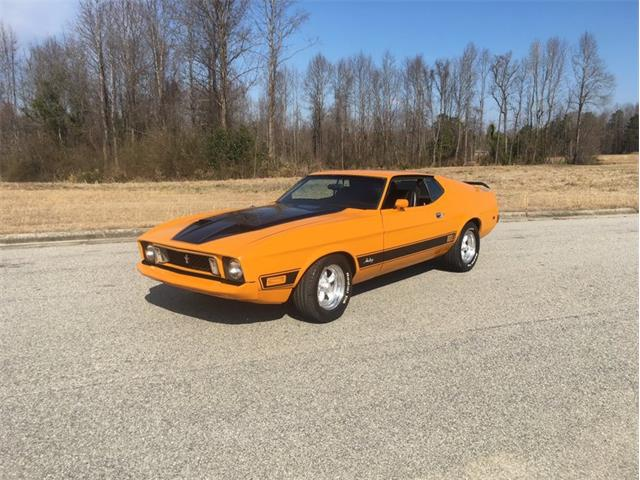 Picture of Classic 1973 Mustang - PG1U