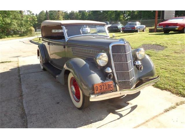 Picture of 1935 Ford Phaeton Auction Vehicle Offered by  - PG20