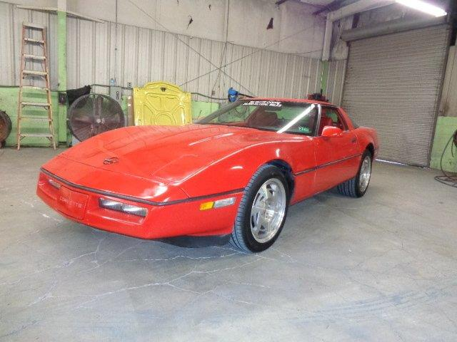 Picture of '90 Chevrolet Corvette Auction Vehicle Offered by  - PG23