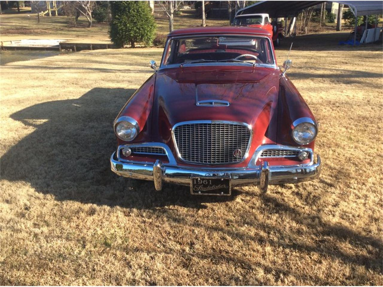 Large Picture of '61 Studebaker Hawk - PG2F