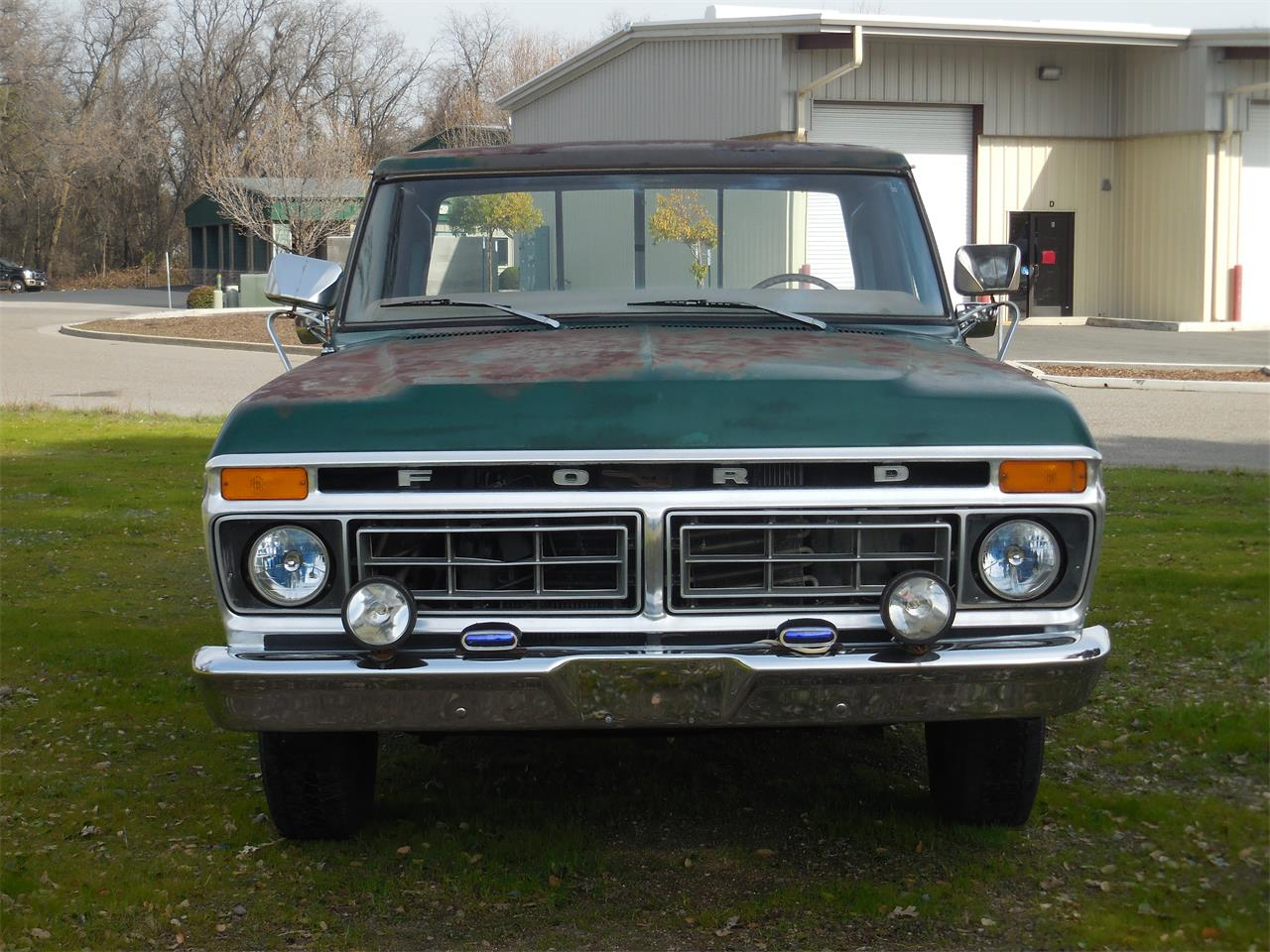 Large Picture of 1977 Ford F150 - PG2H
