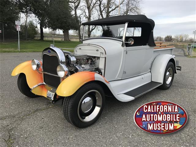 Picture of Classic '29 Model A located in Sacramento California - $28,500.00 Offered by  - PG2O