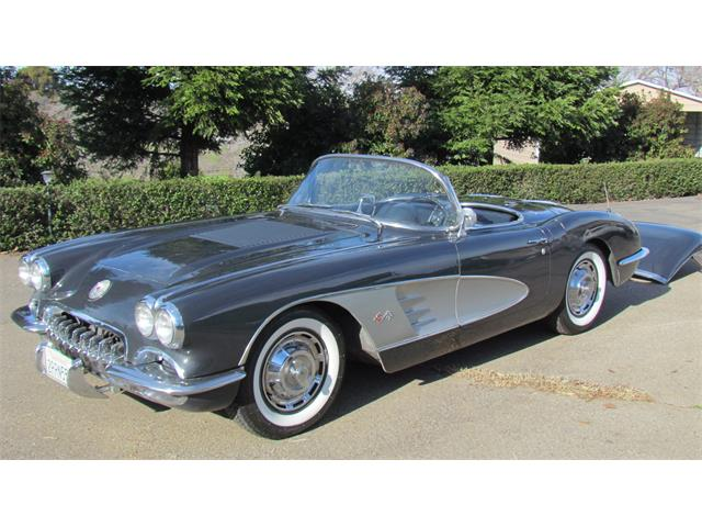 Picture of '58 Corvette located in California Offered by a Private Seller - PG2P
