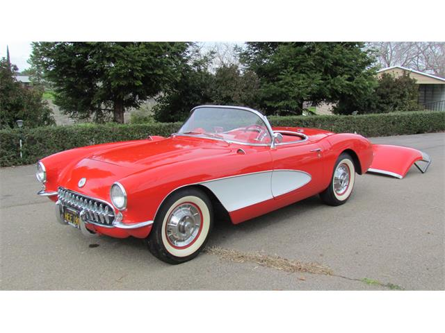 Picture of '56 Chevrolet Corvette located in Vacaville California Offered by a Private Seller - PG2Q