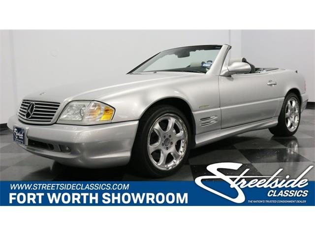 Picture of '02 SL500 Offered by  - PG2Y
