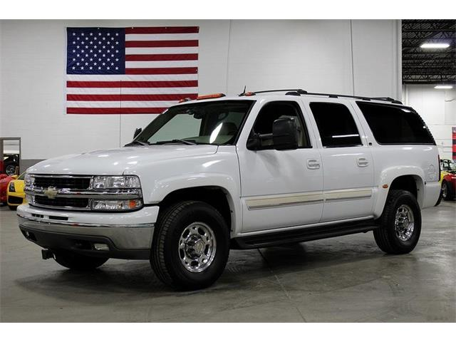 Picture of '04 Chevrolet Suburban located in Michigan - $20,900.00 Offered by  - PG31