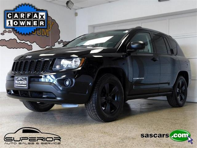 Picture of 2016 Jeep Compass located in New York - PG3F