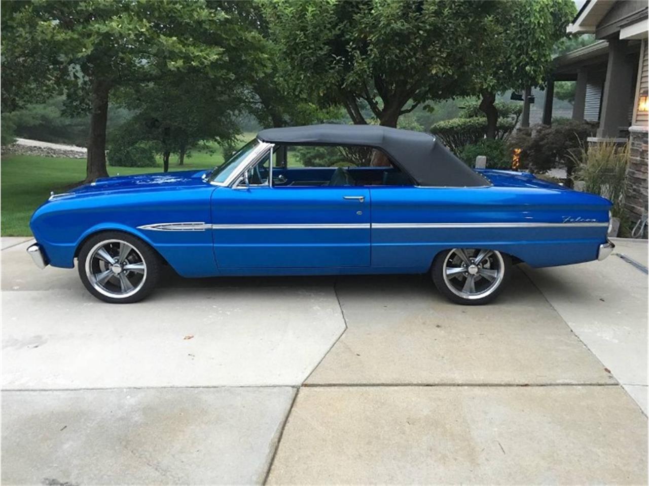 For Sale: 1963 Ford Falcon Futura in Mundelein, Illinois