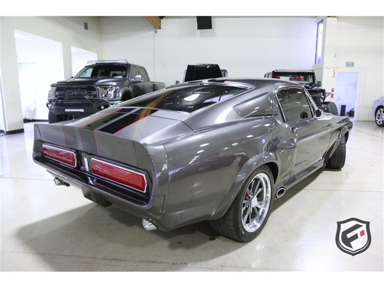 Large Picture of '67 Mustang - PG40