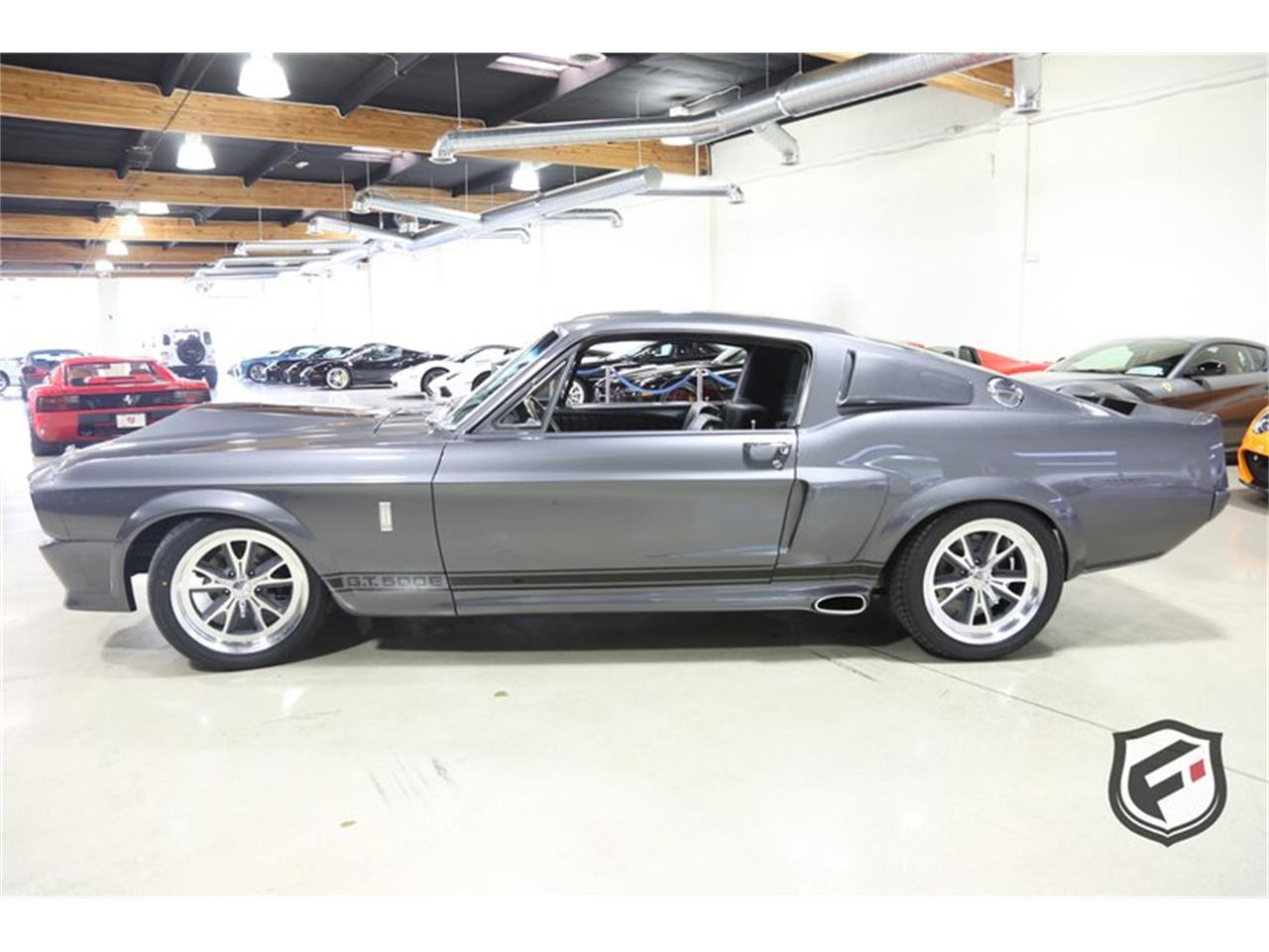 Large Picture of '67 Mustang - PG41