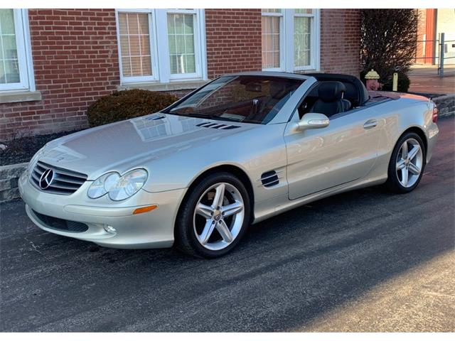 Picture of 2003 Mercedes-Benz SL500 located in Oklahoma Offered by  - PG48