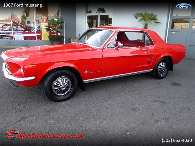 Picture of '67 Mustang - PB21