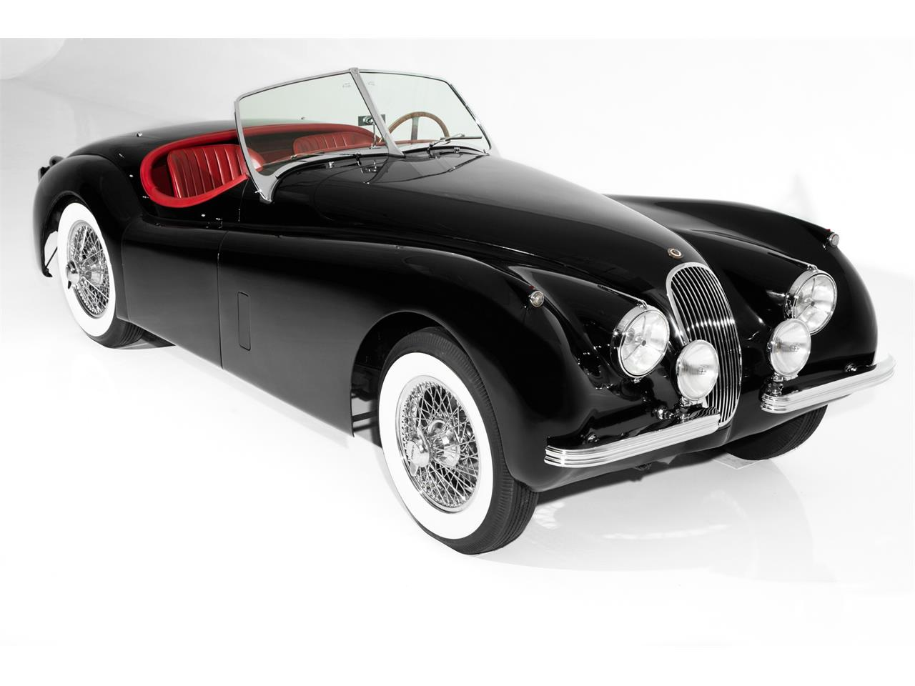 Large Picture of '53 XK120 - PG4C