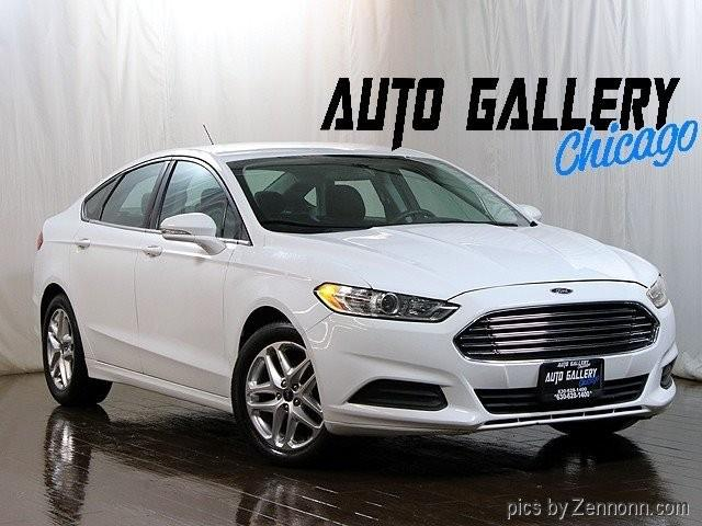 Picture of 2013 Ford Fusion located in Addison Illinois Offered by  - PG4W