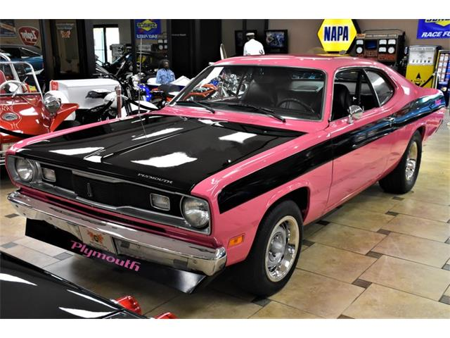 1970 plymouth duster for sale on classiccars com1972 Plymouth Duster Mopar Power H Code 340 Youtube #9