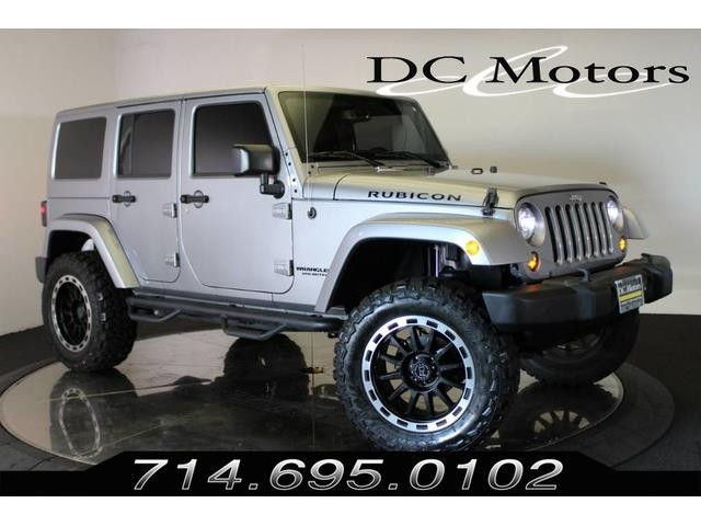 Picture of 2017 Wrangler - $41,900.00 Offered by  - PG50