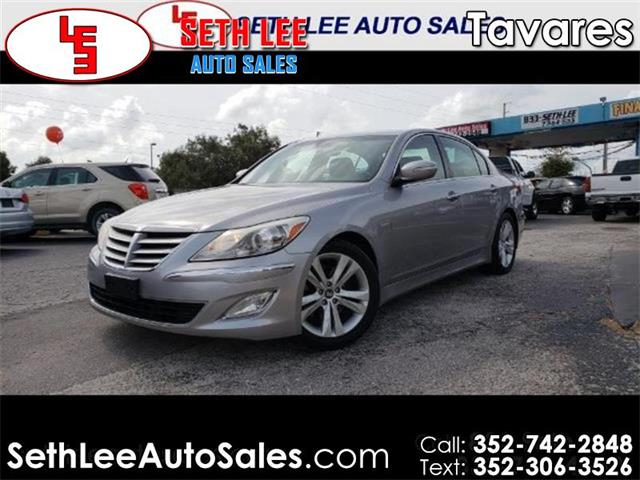Picture of 2013 Hyundai Genesis located in Florida Offered by  - PG57
