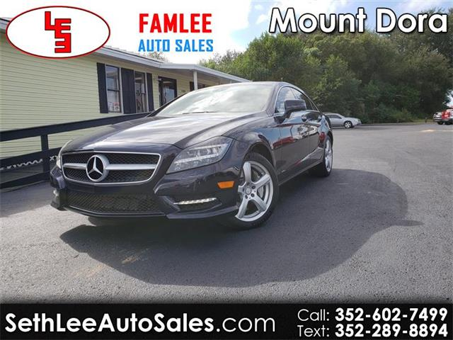 Picture of 2014 CLS-Class - $36,995.00 Offered by  - PG58