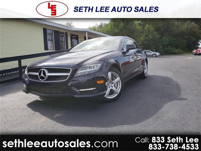 Picture of '14 CLS-Class - PG58