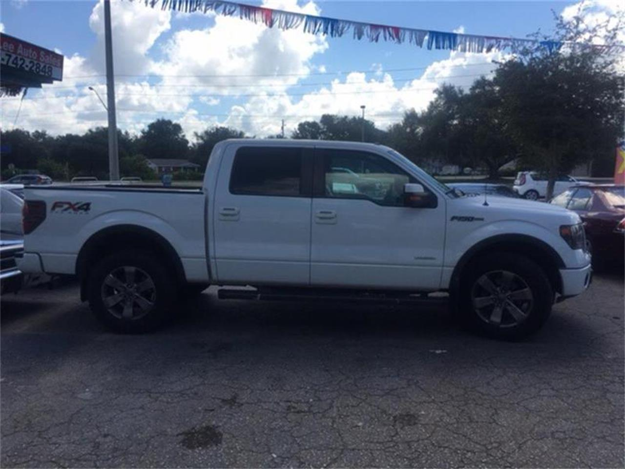 Large Picture of 2013 Ford F150 located in Tavares Florida - PG59