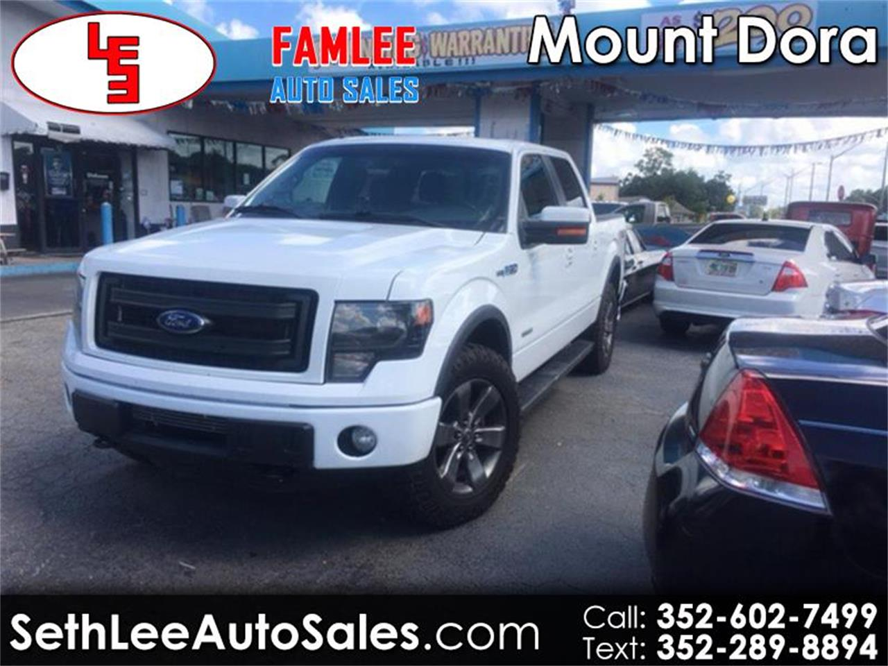 Large Picture of '13 F150 - $17,999.00 Offered by Seth Lee Auto Sales - PG59