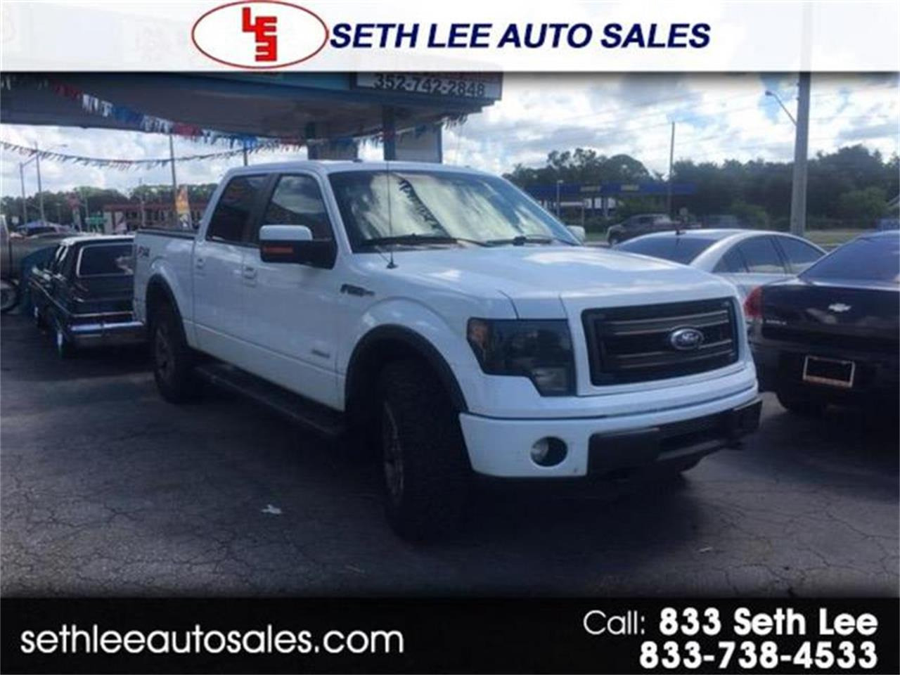 Large Picture of 2013 Ford F150 located in Tavares Florida - $17,999.00 Offered by Seth Lee Auto Sales - PG59