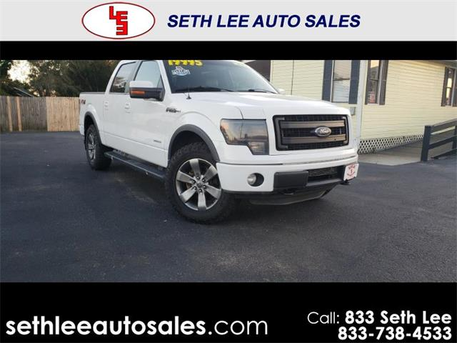 Picture of '13 F150 - PG59