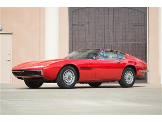 Picture of '67 Maserati Ghibli Offered by  - PG5G