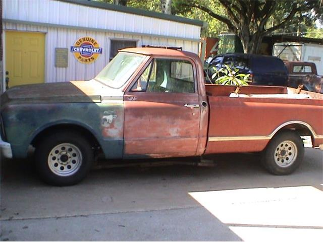 Picture of '67 Pickup - PG62