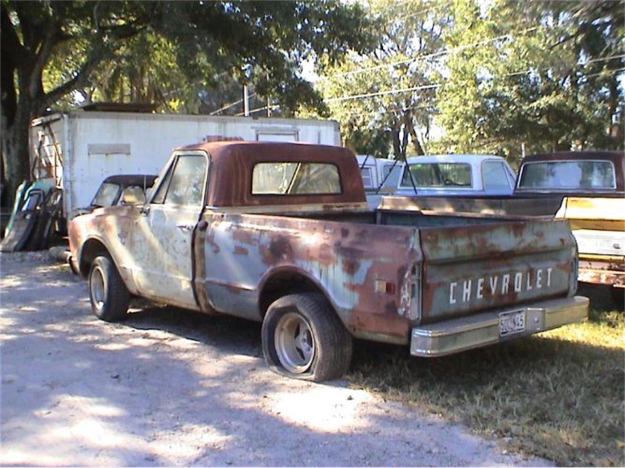 For Sale 1967 Chevrolet Pickup In Cadillac Michigan