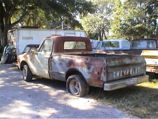 Picture of '67 Pickup - PG68