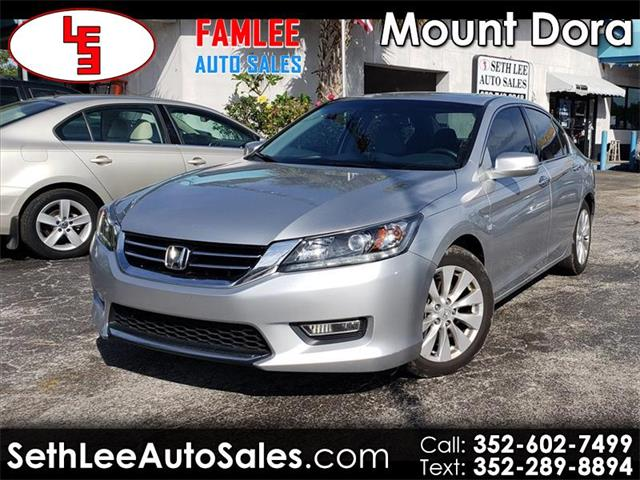 Picture of '13 Accord located in Tavares Florida Offered by  - PG6D